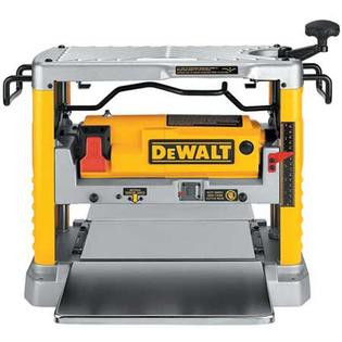 DeWALT DW734 12-1/2&amp;#34; Thickness Three Knife Head Wood Planer Tool - 15 Amp at Sears.com