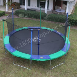 trampoline 10&#039; AIRMASTER Trampoline and Enclosure Combo at Sears.com