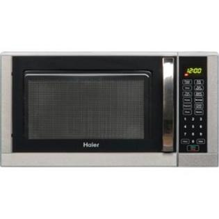 haier america 0.9cf 900W Microwave  SS at Sears.com