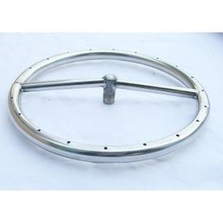 HDC 12in Round Ring Burner Fire Pit Kit, LP at Sears.com