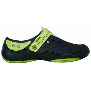 USA Dawgs SMP5834 DAWGS Mens Spirits - Navy-Lime Green - Size- 12 at Sears.com
