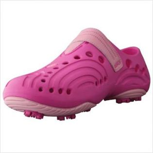 USA Dawgs WGS9572 DAWGS Womens Limited Edition Golf Spirit - Hot Pink-Soft Pink - Size 7 at Sears.com