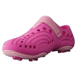 USA Dawgs WGS9565 DAWGS Womens Limited Edition Golf Spirit - Hot Pink-Soft Pink - Size 6 at Sears.com