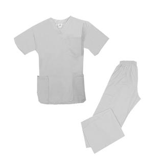 Spectrum Uniforms 844064000961 Tops-Pants Sets - White - Size 2X at Sears.com