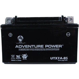 Universal Power UTX7A-BS Dry Charge AGM 12 Volt Battery at Sears.com