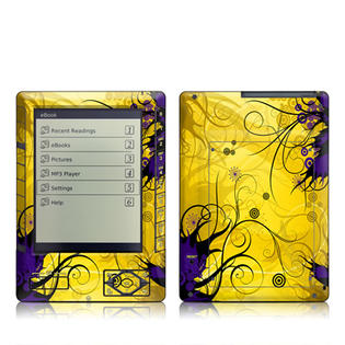 DecalGirl ALBR-CHAOTIC LIBRE eBook Reader Pro Skin - Chaotic Land at Sears.com