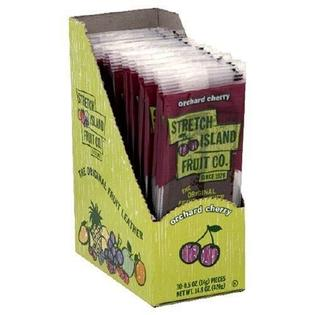 Stretch Island 0816314 Fruit Leather&amp;#44;Cherry - Case of 30 - .5 oz at Sears.com