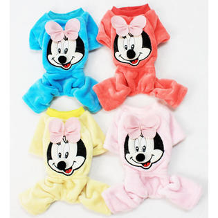 Cet Domain Cute Puppy Clothing Mickey Mouse Sweat Shirt Sweaters for Dog&amp;&#039;s Clothing-Size XL at Sears.com