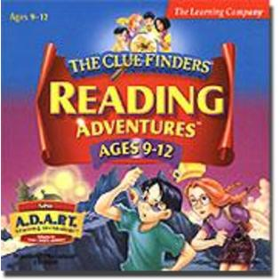 LEARNING COMPANY 479707 Cluefinders Reading Adventures Ages 9-12 Deluxe at Sears.com