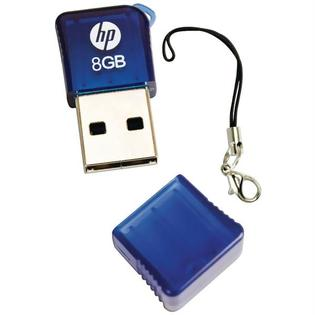 HP P-FD8GBHP165-EF BLUE HPV165W USB FLASH DRIVE - 8 GB - at Sears.com