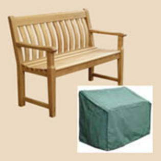 Bosmere C610 35&amp;quot;H 3 Seater Bench Cover at Sears.com