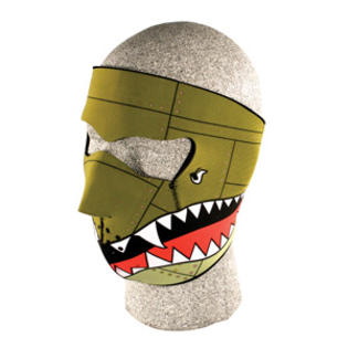 Zan Headgear WNFM010 Neoprene Face Mask  Bomber at Sears.com