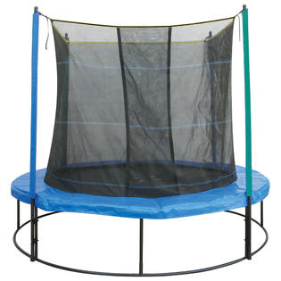 Pure Fun 9008TS Kids 8FT Trampoline Set &amp;amp; Enclosure  Set at Sears.com