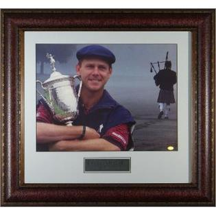 Athlon Sports Collectibles Payne Stewart unsigned 16x20 Photo 1999 US Open/ Bag Piper Tribute Leather Framed at Sears.com