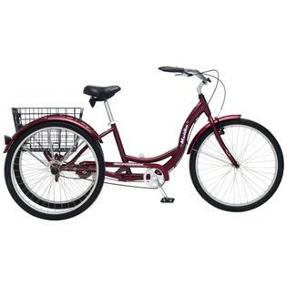 Instep S4002 Schwinn 26 in. Meridian Adult 3 Wheeler Tricycle at Sears.com