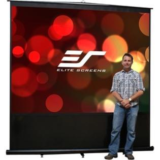 Elite Screens Reflexion FM100V Projection Screen at Sears.com