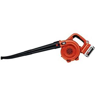 Black &amp; Decker LSW36 36-Volt Lithium Ion Cordless Sweeper at Sears.com