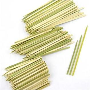 ThinkBamboo - Cooking 900 Assorted Flat Style Bamboo Skewers, 300 each of 3 sizes at Sears.com