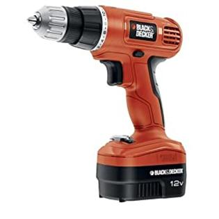 Black &amp; Decker GCO1200C 12-volt Cordless Drill with Over Molds at Sears.com