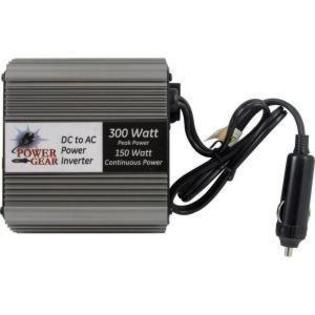 Power Gear 300 Watt 12 Volt Power Inverter, dc to ac, 73640, 110 volt ac at Sears.com