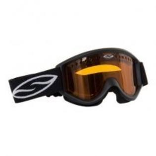 SMITH OPTICS Smith ELECTRA Snowboarding / Skiing Goggles - Black / Gold Lite Lens at Sears.com