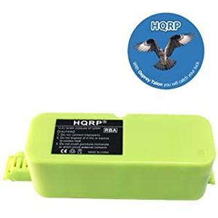 HQRP 3300mAh APS Battery for iRobot Roomba 4210 / 4220 / 4225 [Vacuum Cleaning Robot] Replacement plus HQRP Coaster at Sears.com