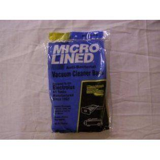 DVC Micro-Lined Electrolux Canister Vacuum Cleaner Bags, Style C 12 pk. at Sears.com