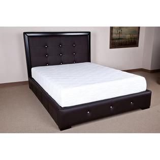 AT HOME by O Espresso Eastern King-size Bed Frame at Sears.com
