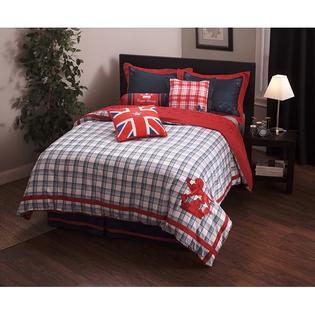 AT HOME by O English Laundry Stock Port King-size 3-piece Duvet Cover Set at Sears.com
