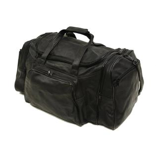 Luggage by O Piel Top Grain Leather 21 Inch Carry On Sports Duffel Bag at Sears.com