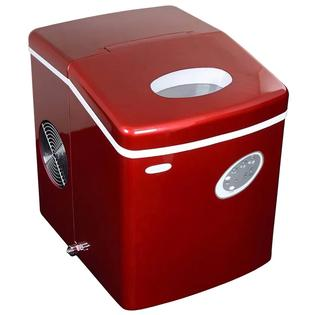 Overstock.com NewAir Appliances Red Portable Ice-maker at mygofer.com