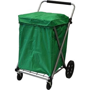 Overstock.com Easy Wheels Green Canvas Cart at Sears.com