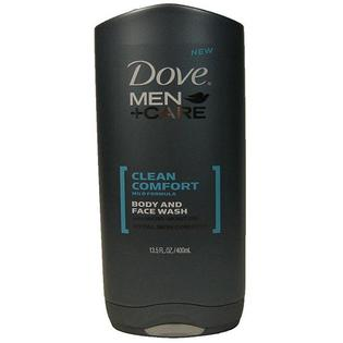 Health and Beauty by O Dove Men+Care Clean Comfort 13.5-ounce Body and Face Wash at mygofer.com