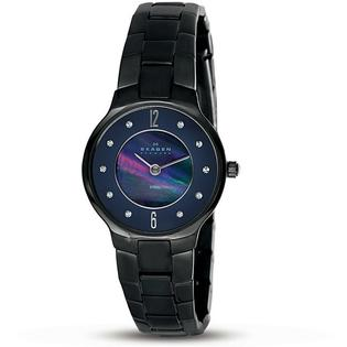 Eziba Collection Skagen Women&#039;s Crystal Accent Watch at Sears.com