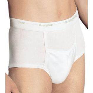 Munsingwear Comfort Pouch Brief 3-Pack White, Size 38 at Sears.com
