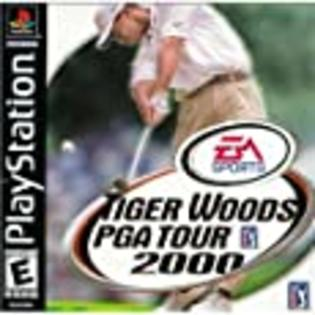 HB PSX (Original): TIGER WOODS PGA TOUR 2000 (Video Games, Playstation 1) new at Sears.com
