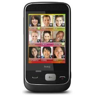 HTC NEW HTC Smart F3188 Unlocked GSM Smartphone --International Version - Black at Sears.com