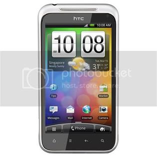 HTC Incredible S710e 8GB Smartphone White Unlocked at Sears.com