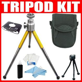 ZeemoDigital Mini Tripod + MORE Kit For Fujifilm FinePix T200, T190, T300 Digital Camera at Sears.com
