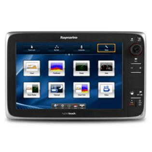 Raymarine e127 Multifunction Display w/Sonar - US Inland Charts at Sears.com