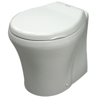 Dometic Sanitation Dometic - SeaLand MasterFlush 8679 Standard Height Marine Toilet w/Macerator - White - 12V at Sears.com