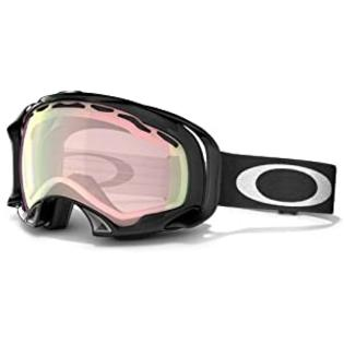 Oakley Unisex-Adult Splice Snow Goggles - Jet Black at Sears.com