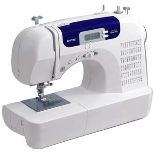 Brother Cs6000i Sew Advance Sew Affordable 60-stitch Computerized Free-arm Sewing Machine at Sears.com