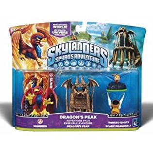 Activision Skylanders Spyro&#039;s Adventure Pack - Dragons Peak at Sears.com