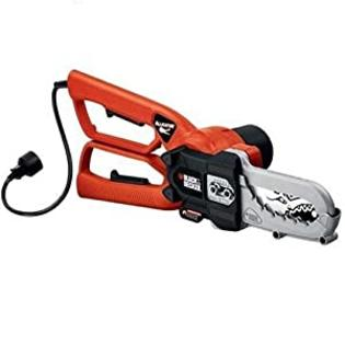 Black &amp; Decker LP1000 Alligator Lopper 4.5 amp Electric Chain Saw at Sears.com