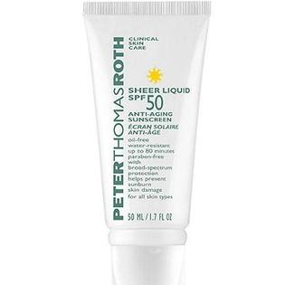 Peter Thomas Roth Sheer Liquid SPF 50 1.7 oz at Sears.com