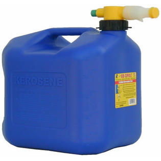No Spill &amp;#34;No Spill&amp;#34; Carb Compliant Kerosene Can- 5 Gallon at Sears.com