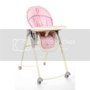 safety1st Disney Serve &#039;n Store High Chair - Little Princess Pink at Sears.com