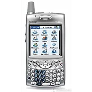 PDA Palm Treo 650 Quad-Band Unlocked GSM Cell Phone with Touch Display, QWERTY Ke... at Sears.com