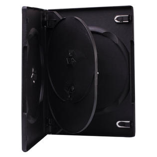 CE Compass 10PCS New Standard Black 4 Disc Holder DVD Cases at Sears.com